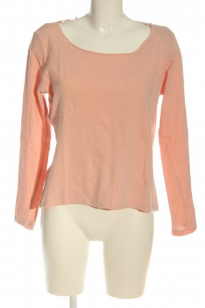 Only Longsleeve creme Casual-Look