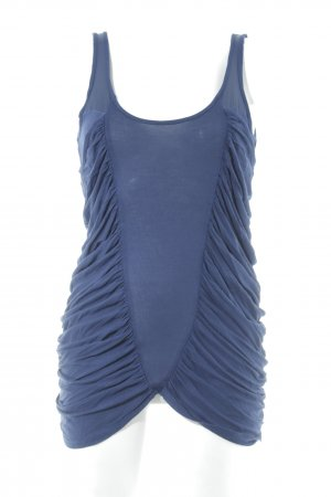 Only Longtop blau Casual-Look
