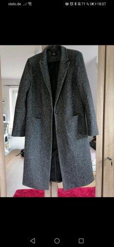 Only Gabardina tipo vestido gris antracita