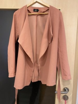 Only Wraparound Jacket salmon