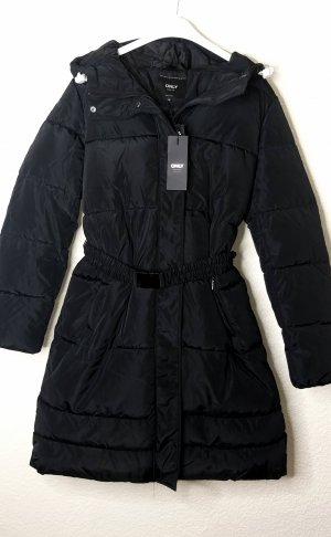 Only Quilted Coat black