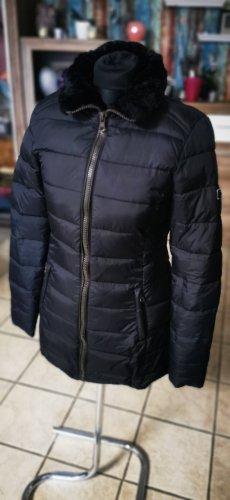 ONLY Mantel Jacke schwarz braun S