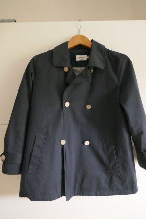 Be only Short Jacket blue mixture fibre