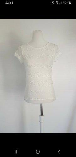 Jacqueline de Yong T-shirt bianco