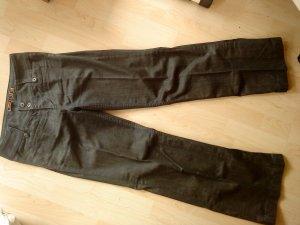 Only Jeans large gris ardoise coton