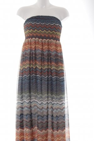 Only Maxikleid Mustermix Casual-Look