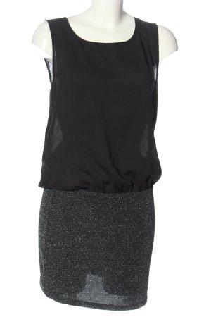 Only Mini Dress light grey-brown graphic pattern elegant
