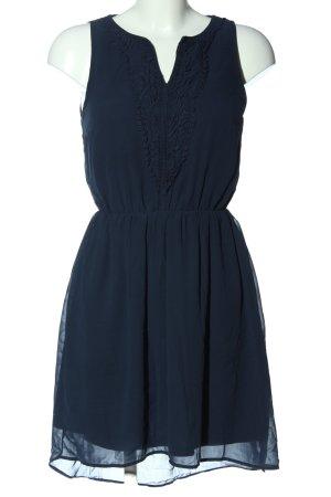 Only Minikleid blau Elegant