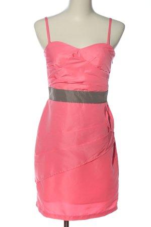 Only Minikleid pink-hellgrau Elegant
