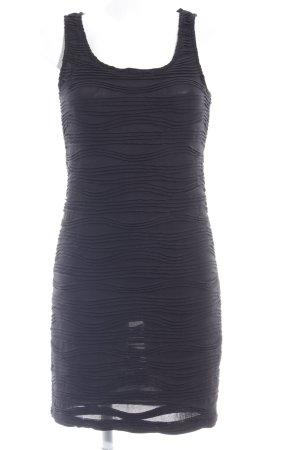 Only Minikleid schwarz Casual-Look