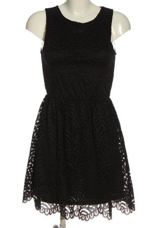 Only Minikleid schwarz Elegant