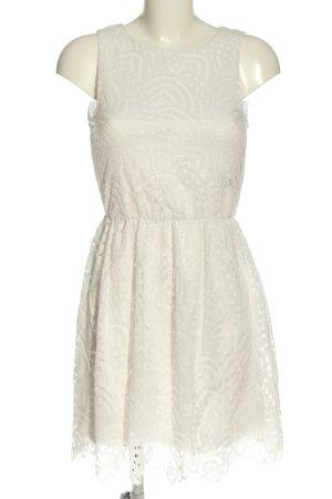 Only Minikleid weiß Elegant