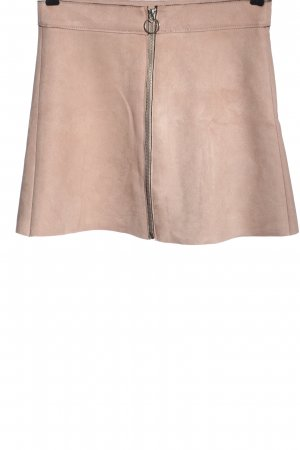 Only Minirock nude Casual-Look