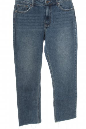 Only Mom-Jeans blau Casual-Look