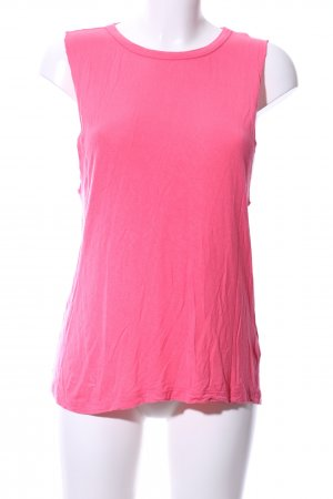 Only Muscleshirt roze casual uitstraling