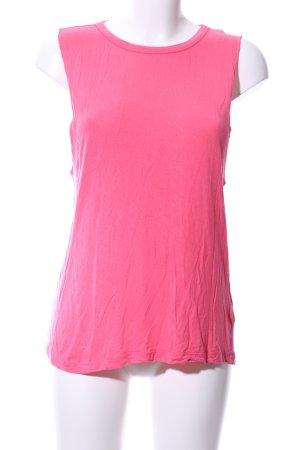 Only Camisa de tirantes para hombres rosa look casual