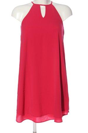Only Sukienka z dekoltem typu halter różowy Elegancki