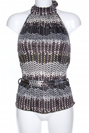 Only Halter Top allover print casual look