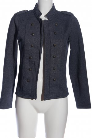 Only One Knitted Blazer blue casual look