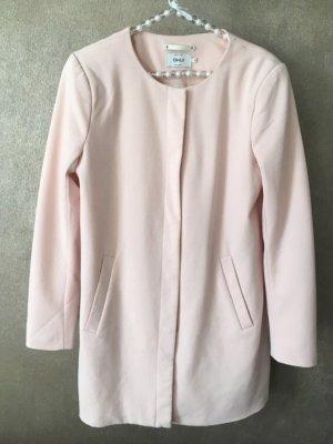 Only ONLSidney Lux Spring Coat Kurzmantel rosa Gr. S