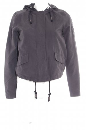 Only Outdoorjacke anthrazit Casual-Look