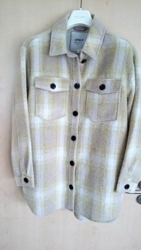 Only Blouse Jacket multicolored polyester