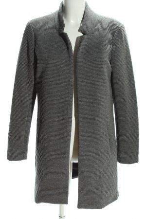 Only Oversized jas lichtgrijs casual uitstraling