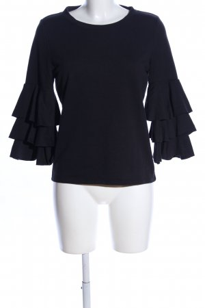Only Oversized Pullover schwarz Casual-Look