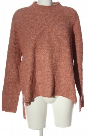 Only Oversized Pullover braun Casual-Look