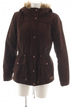 Only Parka braun Casual-Look