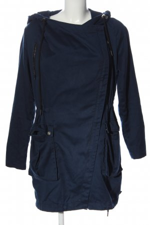 Only Parka blau Casual-Look