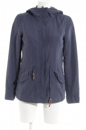 Only Parka graublau Casual-Look