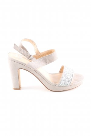 Only Pink High Heels creme Elegant