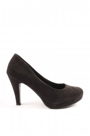 Only Pink High Heels braun Casual-Look