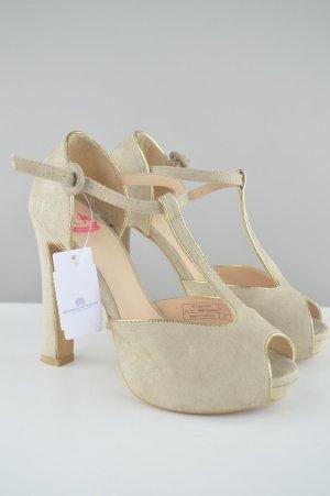 Only Pink Sandaletten High Heels creme Größe 36