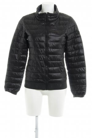 only play Steppjacke schwarz Steppmuster Casual-Look