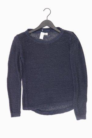 Only Pullover blau Größe L