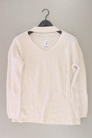 Only Pullover creme Größe L