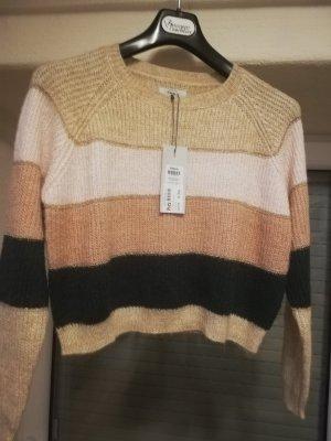 Only Pullover, gestreift, NEU, Größe XS 34
