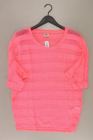 Only Sweter z grubej dzianiny jasny różowy-różowy-różowy-różowy neonowy
