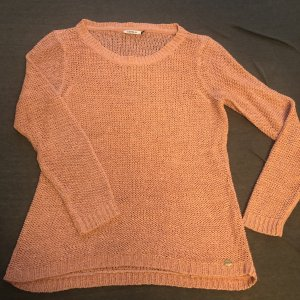 Only Crochet Sweater pink-pink