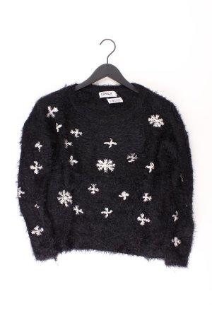 Only Pullover schwarz Größe M