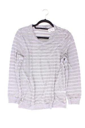 Only Pullover silber Größe L