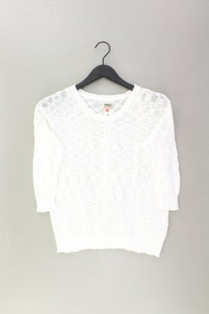 Only Pullover weiß Größe S