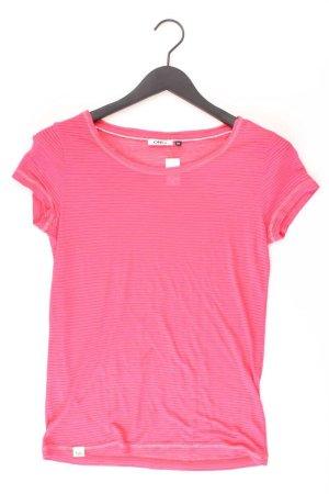 Only Koszulka w paski jasny różowy-różowy-różowy-różowy neonowy