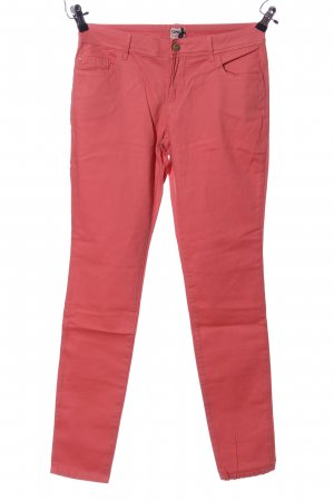 Only Röhrenhose pink Casual-Look