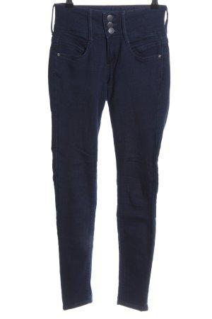 Only Röhrenhose blau Casual-Look