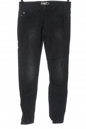 Only Tube Jeans black casual look