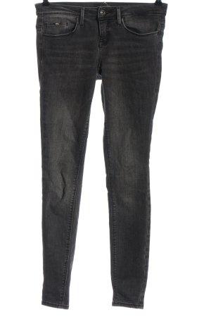 Only Jeans cigarette noir style décontracté