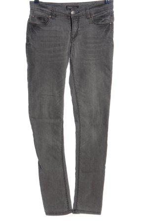 Only Jeans cigarette gris clair style décontracté